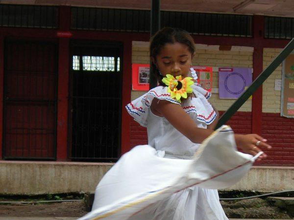 Nicaraguaanse danseres