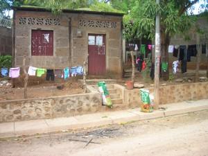Typisch Nicaraguaans huis