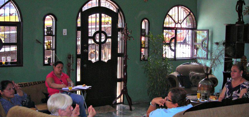 Bezoek uit Managua