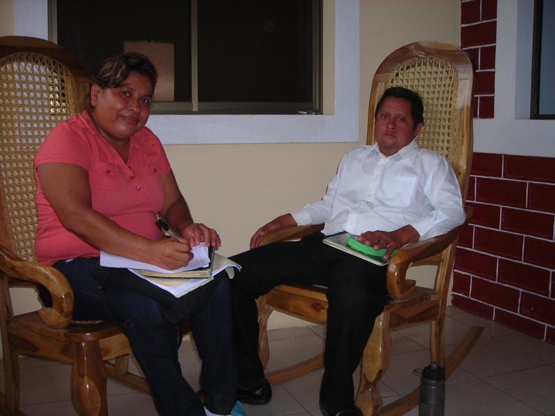 Ewa en Raymundo