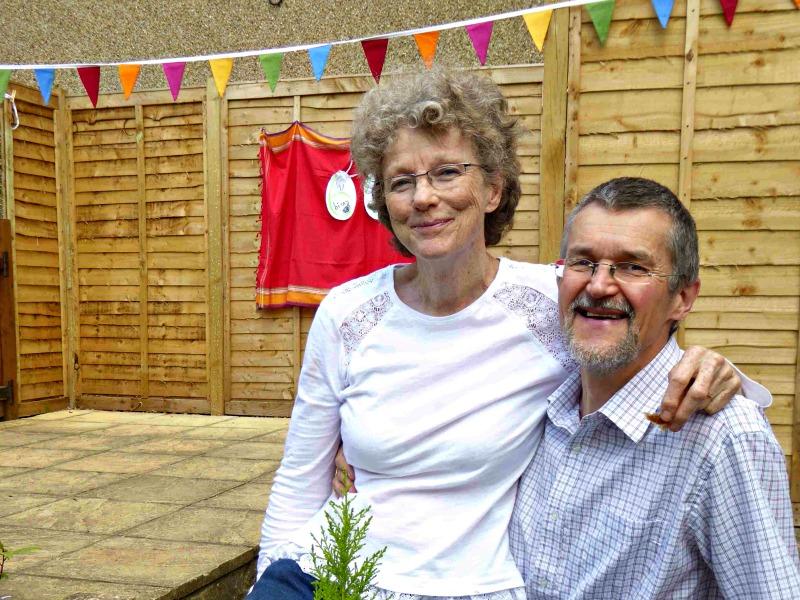 Eric en Rosaleen