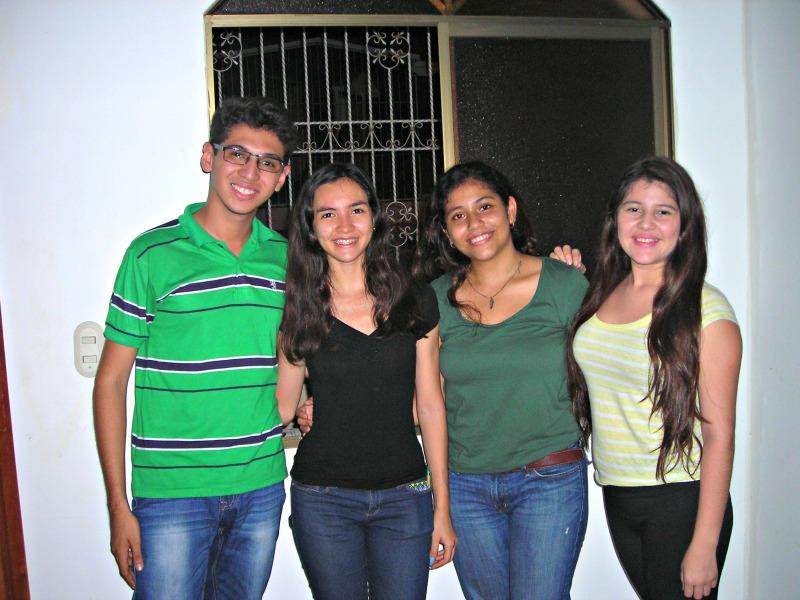 studenten UCA