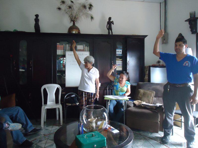 foto van bestuursverkiezingen