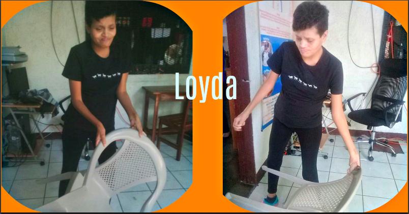 Loyda stoel