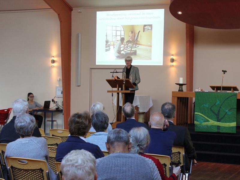 presentatie regenboogkerk