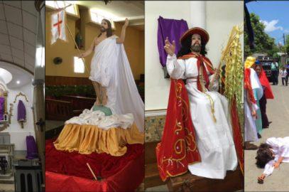 De Semana Santa en Pasen