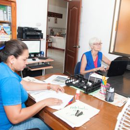 Financiële inspanningen in Juigalpa