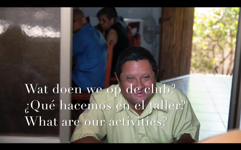 De activiteitenclub