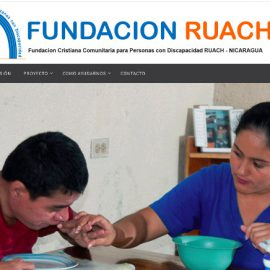 Website van Ruach