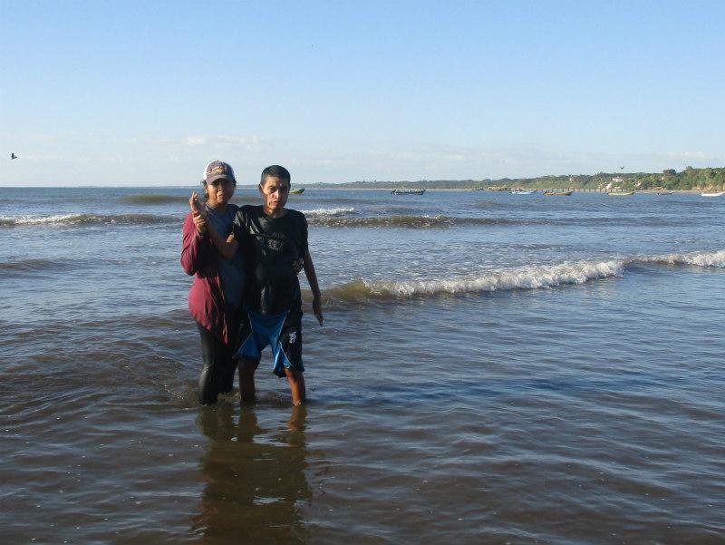 Uitstapje naar zee